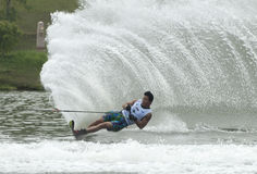 2011 azjatykcich turniejowych waterski Zdjęcia Stock