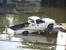 2011 Bangkok powódź Październik Zdjęcia Stock