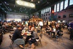2011 Berlin chleba masło Zdjęcia Stock