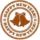 2011 bożego narodzenia nowy stemplowy rok Obrazy Royalty Free