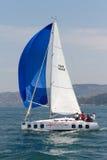 2011年bosphorus收集杯子航行w 免版税库存图片