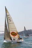 2011 bosphorus inkasowy filiżanki żeglowanie w Fotografia Royalty Free