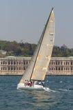 2011 bosphorus inkasowy filiżanki żeglowanie w Obraz Royalty Free