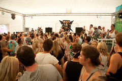 2011 Brisbane dancingowi fmf ludzie Zdjęcia Royalty Free