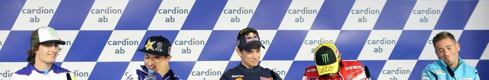 2011 Brno mistrzostwa motogp świat Zdjęcia Stock
