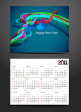 2011 calendar Stock Photo