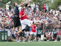 2011 campeonatos finais canadenses Fotografia de Stock Royalty Free
