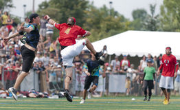 2011 Canadese Uiteindelijke Kampioenschappen Stock Foto's