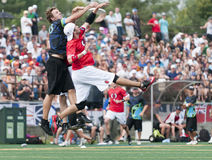 2011 Canadian Ultimate Championships Royalty Free Stock Photography