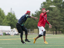 2011 Canadian Ultimate Championships Stock Photos