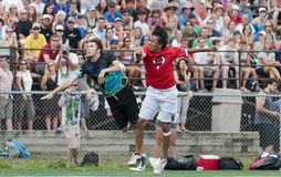 2011 Canadian Ultimate Championships Stock Image