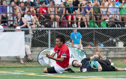 2011 Canadian Ultimate Championships Royalty Free Stock Photo
