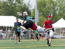2011 Canadian Ultimate Championships Royalty Free Stock Image
