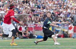 2011 Canadian Ultimate Championships Stock Photography