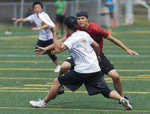 2011 Canadian Ultimate Championships Royalty Free Stock Images