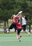 2011 Canadian Ultimate Championships Royalty Free Stock Photos