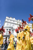 2011, carnaval de Notting Hill Imagem de Stock Royalty Free