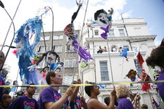 2011, carnaval de Notting Hill Photographie stock