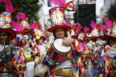 2011, carnaval de Notting Hill Images stock