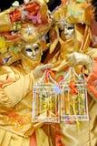 2011 Carnaval van Venetië Stock Foto
