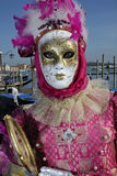 2011 Carnaval van Venetië Stock Afbeeldingen
