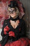 2011 Carnaval van Venetië Royalty-vrije Stock Foto