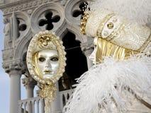 2011 Carnaval van Venetië Royalty-vrije Stock Foto's