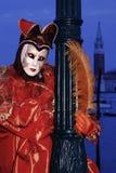 2011 Carnaval van Venetië Stock Fotografie