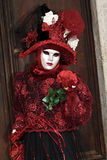 2011 Carnaval van Venetië Stock Afbeelding