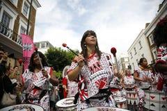 2011, carnevale del Notting Hill Fotografia Stock Libera da Diritti