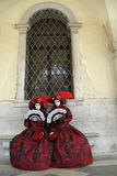2011 Carnival of Venice Royalty Free Stock Photography