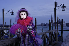 2011 Carnival of Venice Stock Image