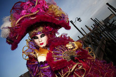 2011 Carnival of Venice Stock Photography