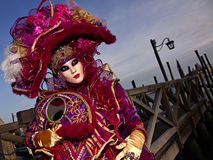 2011 Carnival of Venice Stock Photo