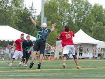 2011 championnats éventuels canadiens Images stock