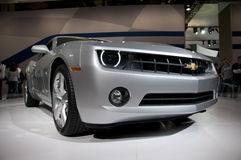 2011 Chevrolet Camaro at NAIAS Stock Image