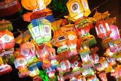 2011 Chinese New Year Temple Fair in chengdu Royalty Free Stock Image