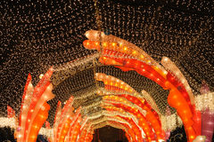 2011 Chinese New Year Temple Fair in chengdu Royalty Free Stock Photography