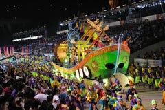 2011 chingay парад singapore Стоковое Изображение