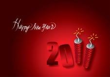 2011 cracker Fotografia Stock