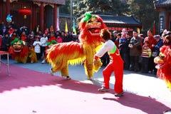 2011 de Chinese Markt van de Tempel Stock Foto