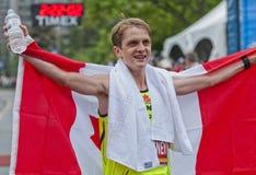 2011 de Marathon van Ottawa Royalty-vrije Stock Afbeeldingen