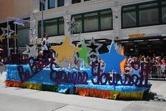 2011 de Parade van de Trots van Seattle Stock Afbeeldingen
