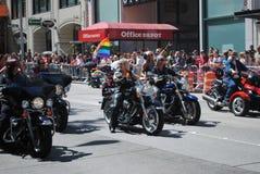 2011 de Parade van de Trots van Seattle Stock Fotografie