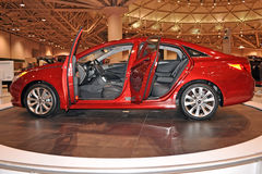 2011 de Sonate van Hyundai Royalty-vrije Stock Afbeelding
