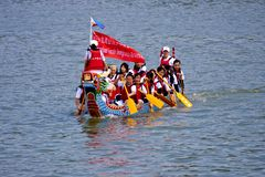 2011 dragon boat festival Stock Photos