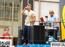 2011 dzień Israel parada Zdjęcia Royalty Free