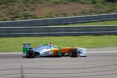2011 F1 grande Prix turco Immagini Stock