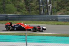 2011 F1 grande Prix turco Fotografia Stock