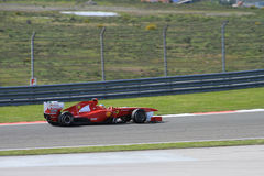 2011 F1 Prix grand turc Photos stock